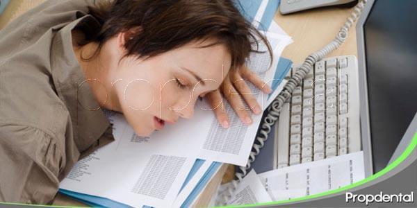 la apnea de sueño