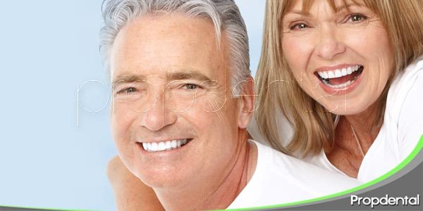 la edad no provoca la pérdida dental