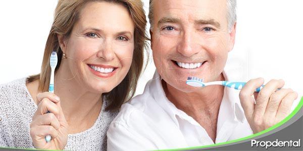 sustituir la rutina de higiene oral