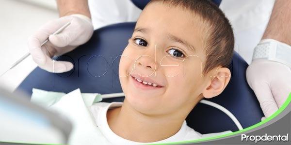 calmar el miedo dental infantil