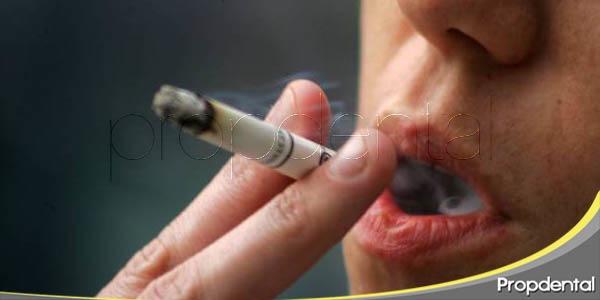 implantes y tabaquismo