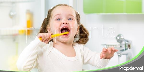 pasta dental para niños