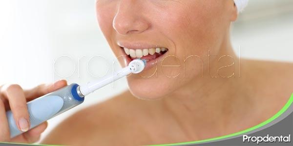 ventajas del cepillo eléctrico