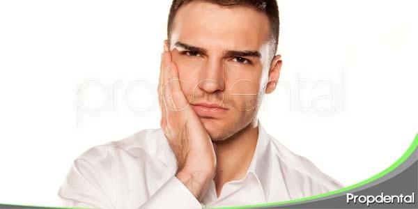 causas del dolor de muelas