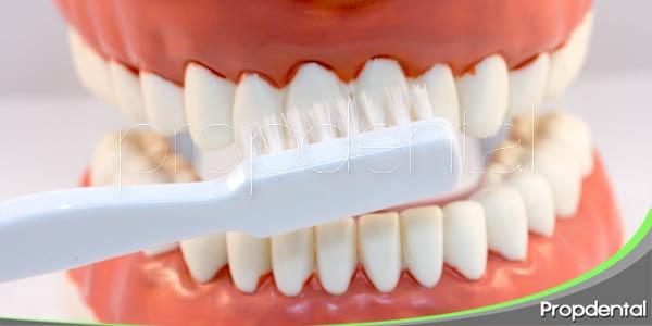 cuidados básicos de higiene oral