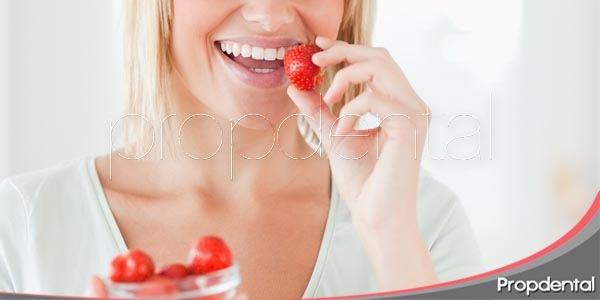 10 alimentos para una sonrisa blanca