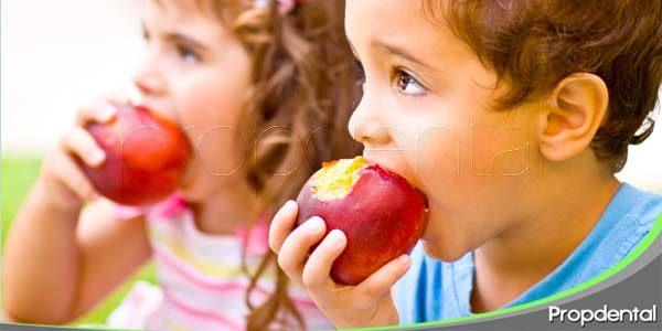 alimentos que previenen la caries