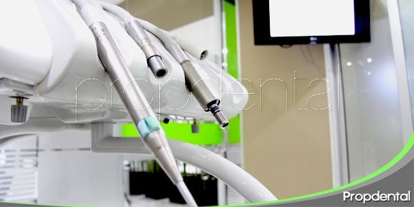los instrumentos de la clínica dental