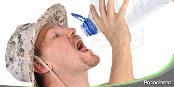 remedios sencillos para la sequedad bucal