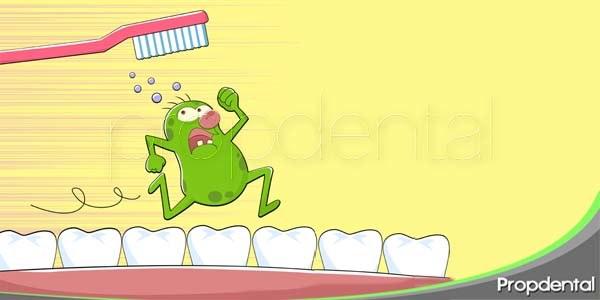 adiós bacterias, hola encías sanas