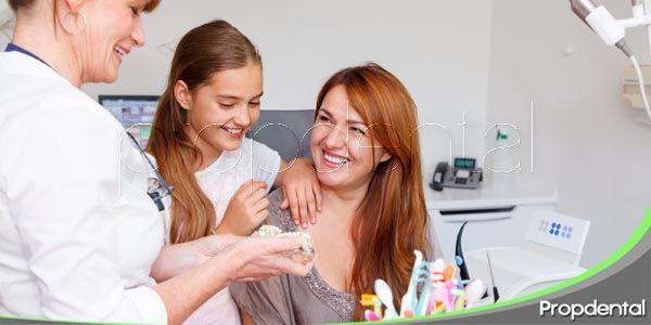 disminuir el miedo dental de los hijos