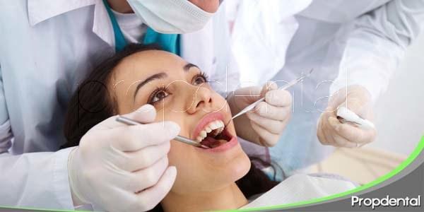 exámenes y chequeos dentales
