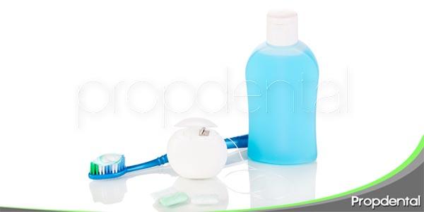 herramientas básicas para la higiene oral
