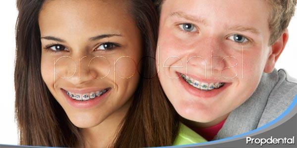 ortodoncia en pacientes adolescentes