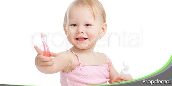 guía para el cuidado dental infantil