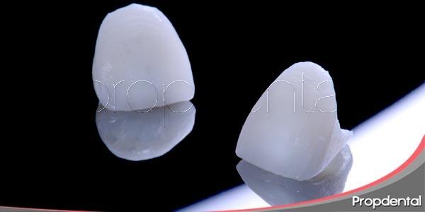 materiales usados en las fundas dentales