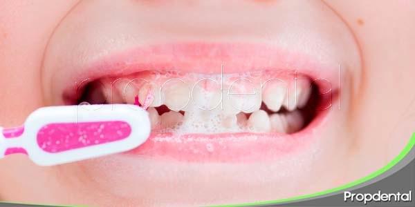 pasos para un buen cepillado dental