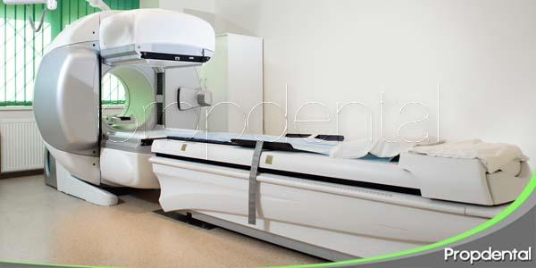tratamiento radiológico y salud oral