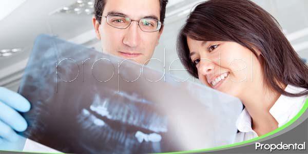 5 tipos de radiografías dentales