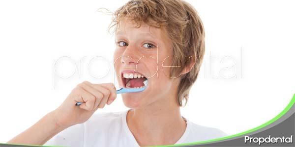 consejos para la salud dental en niños