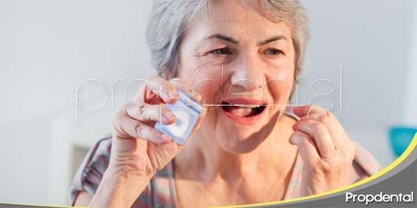 cuidados tras la colocación del implante