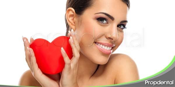 higiene oral y salud del corazón