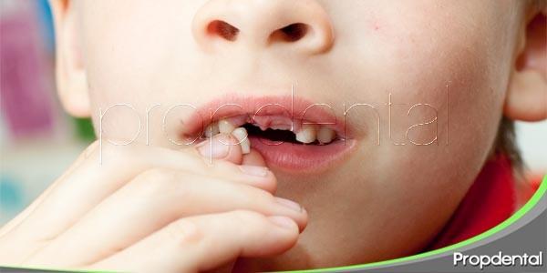 importancia de los dientes temporales