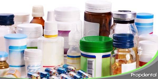 medicamentos dañinos para la salud oral