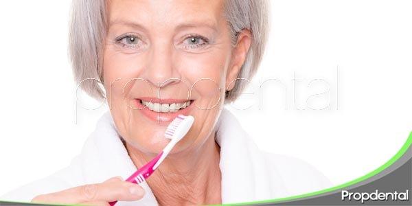 salud dental en la tercera edad