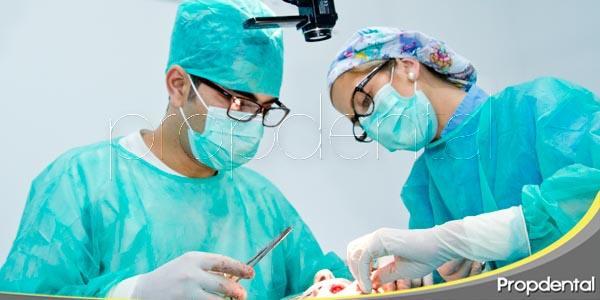 Cirugia y tratamiento preimplantario