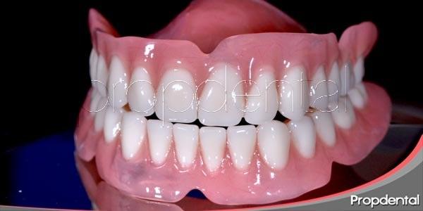 preguntas frecuentes sobre las dentaduras
