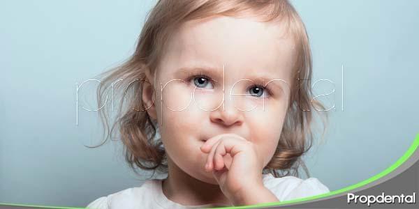 Alteraciones parafuncionales en la infancia