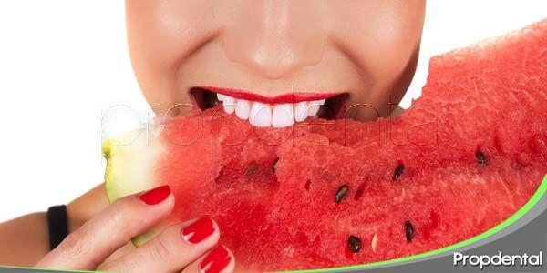 Consejos de salud dental para el verano