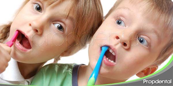 La higiene dental, esencial en la infancia