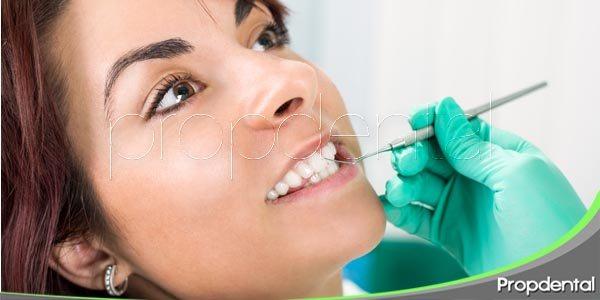 La salud dental de la mujer
