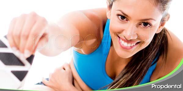 Los deportistas y la salud bucodental