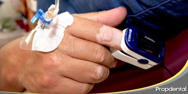 Sedación asistida en Implantología