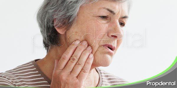 Caries en pacientes de avanzada edad