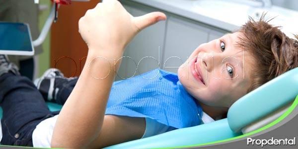 Como es la primera visita al dentista