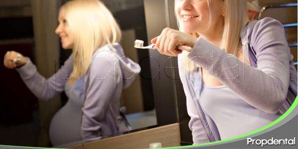 Como tratar la gingivitis en el embarazo