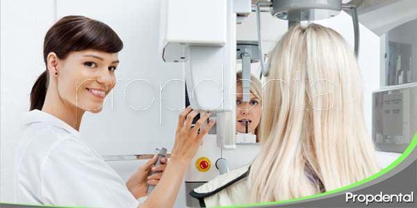 Técnicas de exploración radiográfica de la cavidad oral