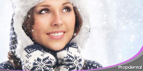 El cuidado oral estas Navidades