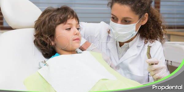 Ir al dentista con niños autistas