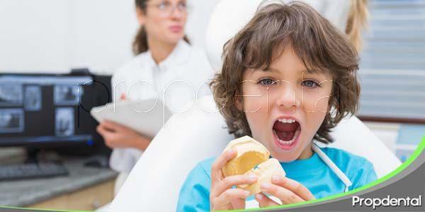 La odontología en los niños