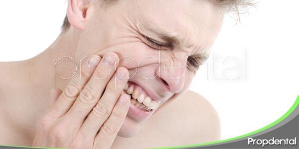 Aliviando el dolor dental
