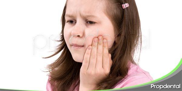 Dolor orofacial en niños: Tratamiento analgésico