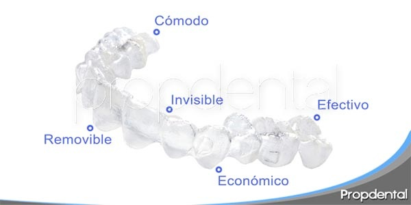 Invisalign: ortodoncia de vanguardia
