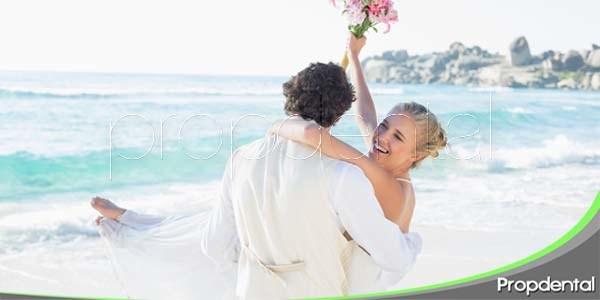 La importancia de la odontología estética en la novia