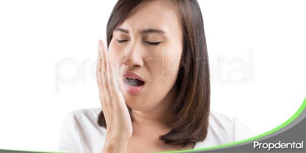 Los tipos de halitosis