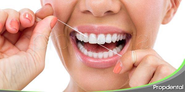 Ventajas del hilo dental
